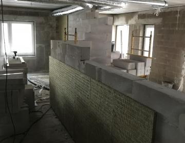 Korterelamu ehitustööd (Omanikujärelevalve)
