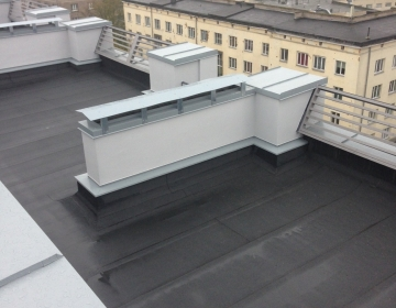 Korterelamu katuse renoveerimine (Omanikujärelevalve)