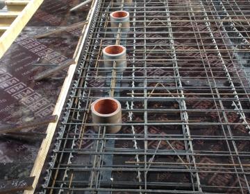 Korterelamu ja ärihoone ehitustööd (Omanikujärelevalve)
