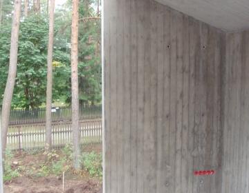 Korterelamu ehitustööd Nõmmel (Ehitusprojekti juhtimine)